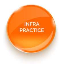 Infra button
