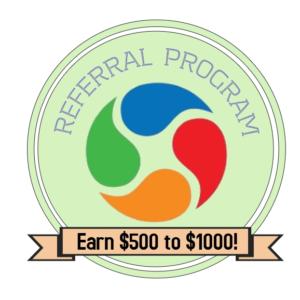 referral program logo 2019